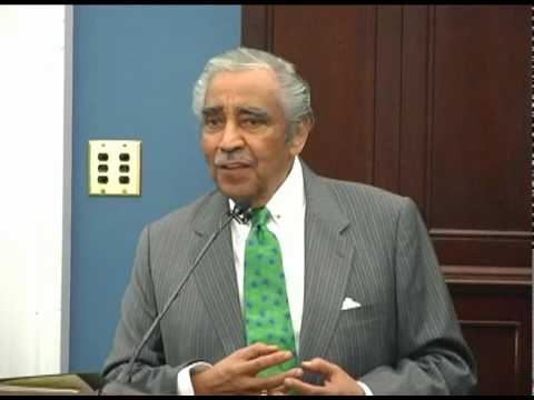 Cong. Charles Rangel - 15th District New York (Message to NBLCA) PART - 2