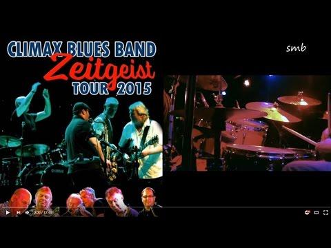 Climax Blues Band - Zeitgeist Tour 2015