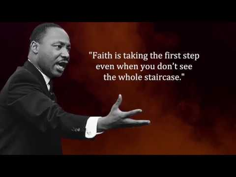 Famous Quotes from Dr. Martin Luther King Jr.
