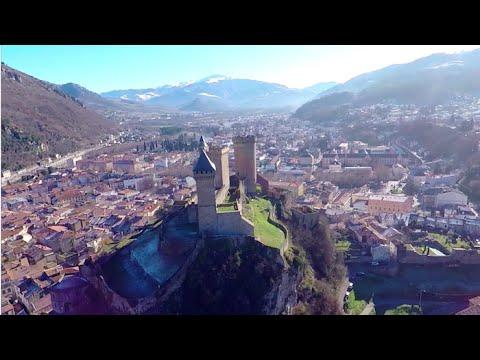 Patrimoine : connaissez-vous la belle ville de Foix ?