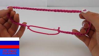 Эластичная лента для волос урок вязания крючком