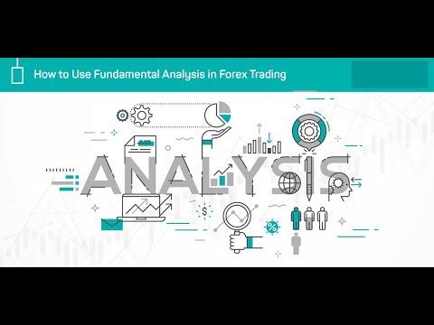 Understanding Fundamental Analysis -  Economic Events & News Trading