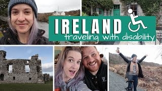 International Adventures as an Amputee - Traveling to Ireland
