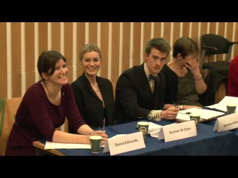 ViewsBit: 'Should page 3 be banned?' FULL DEBATE (Sussex Uni)
