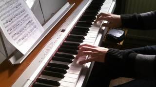 Code Geass - Cold Nobility (piano solo)