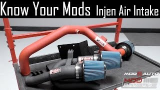 Know Your Mods Ep12 : Intakes - Injen