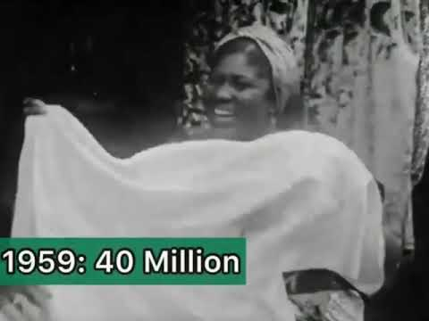 Nigeria's Population Growth as Expressed in Films