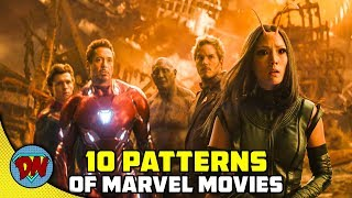 10 Things That Happens in Every Marvel Movies | DesiNerd