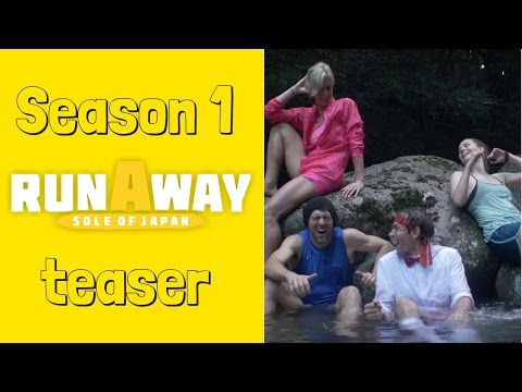 runAway: Sole of Japan - TV Series 1 Teaser
