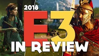 LazerzZ' E3 2018 | Round Up - Assassin's Creed Odyssey, The Last of Us Part 2, Halo Infinite & MORE