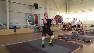 Ilya Ilyin Training May 2014