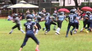 Eric 2015 Waipio Panthers vs Ewa Beach, Palama, and Hawaii Kai