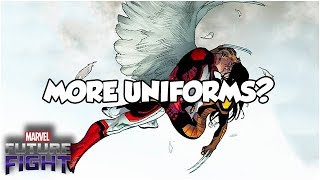 Free X-23 Bios! X-Men Pre-Update Event Quest & Tokens - Marvel Future Fight