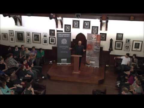 Professor Jim Al-Khalili   Q and A   The Cambridge Union