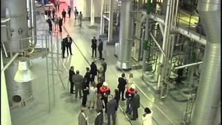 Открытие завода(В Приволжском Федеральном округе сосредоточенно 30% российской нефтехимии. Немалая часть производств распо..., 2011-06-01T06:10:22.000Z)