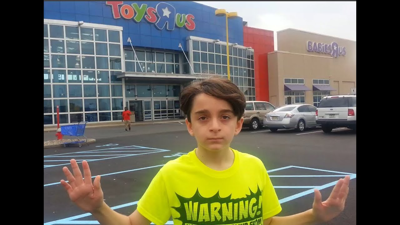 Beyblade hunting toys r us elizabeth nj august 29th 2013 youtube - Maisonnette toys r us ...