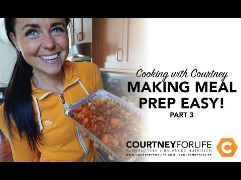 Cooking with Courtney: Part 3