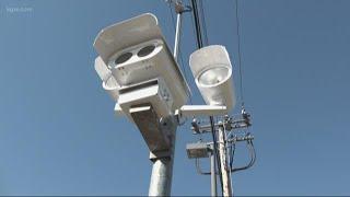 Beaverton red-light cameras catch speeders