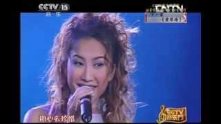 20131022 CCTV音樂廳播出 - 李玟《自己》(罕見Live)