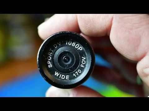 Маленькая видеокамера, Видеорегистратор 8MP для велосипеда, мотоцикла, спорт, обзор спустя год.