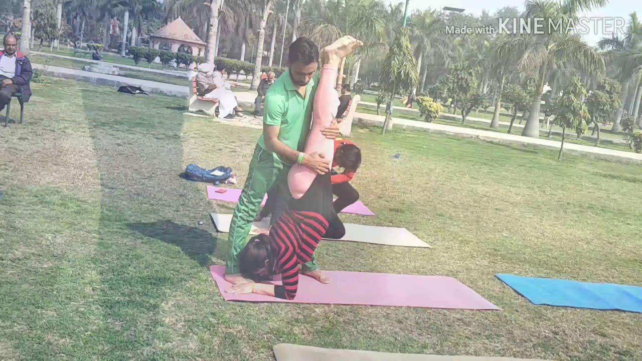 Advance yoga, home yoga classes, group yoga classes, yoga ...