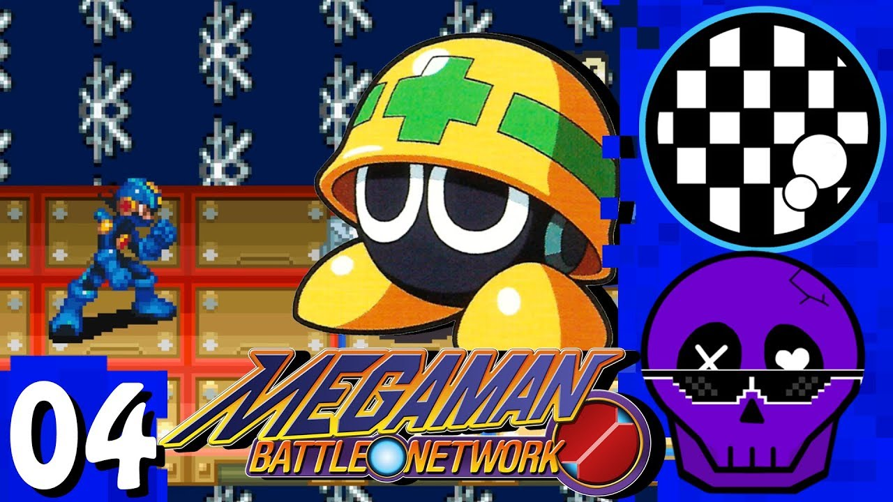 Megaman Battle Network | PART 4 | w/Trevor