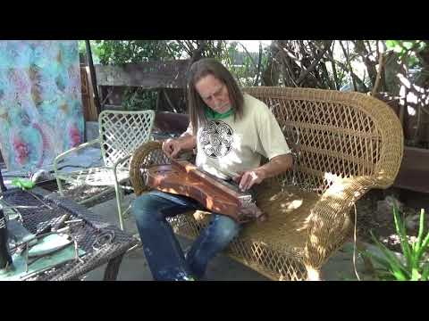 Play Music On Your Porch Day #1 - Gregg Schneeman