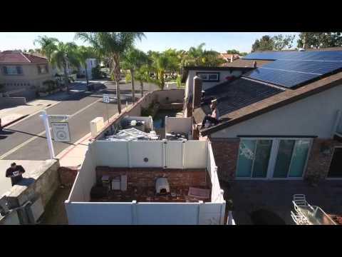 Solar - Humbolt Island - Huntington Beach, CA