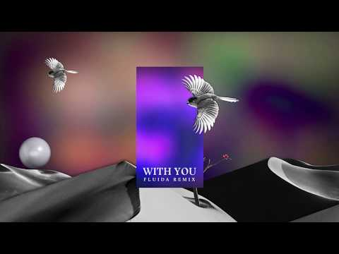 jackLNDN With You (Fluida Remix) Artwork
