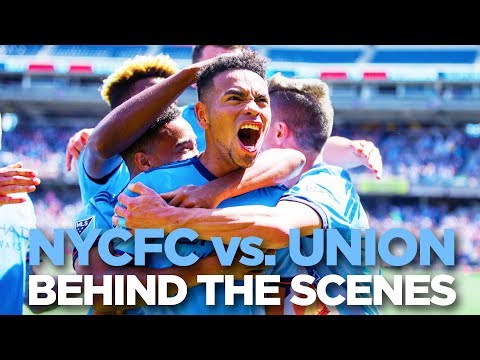 BEHIND THE SCENES | NYCFC vs. Philadelphia | 06.03.17