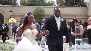 The St. Regis Atlanta Wedding Cinematography - Alexandra & Alec Highlight - Squid Wed Films