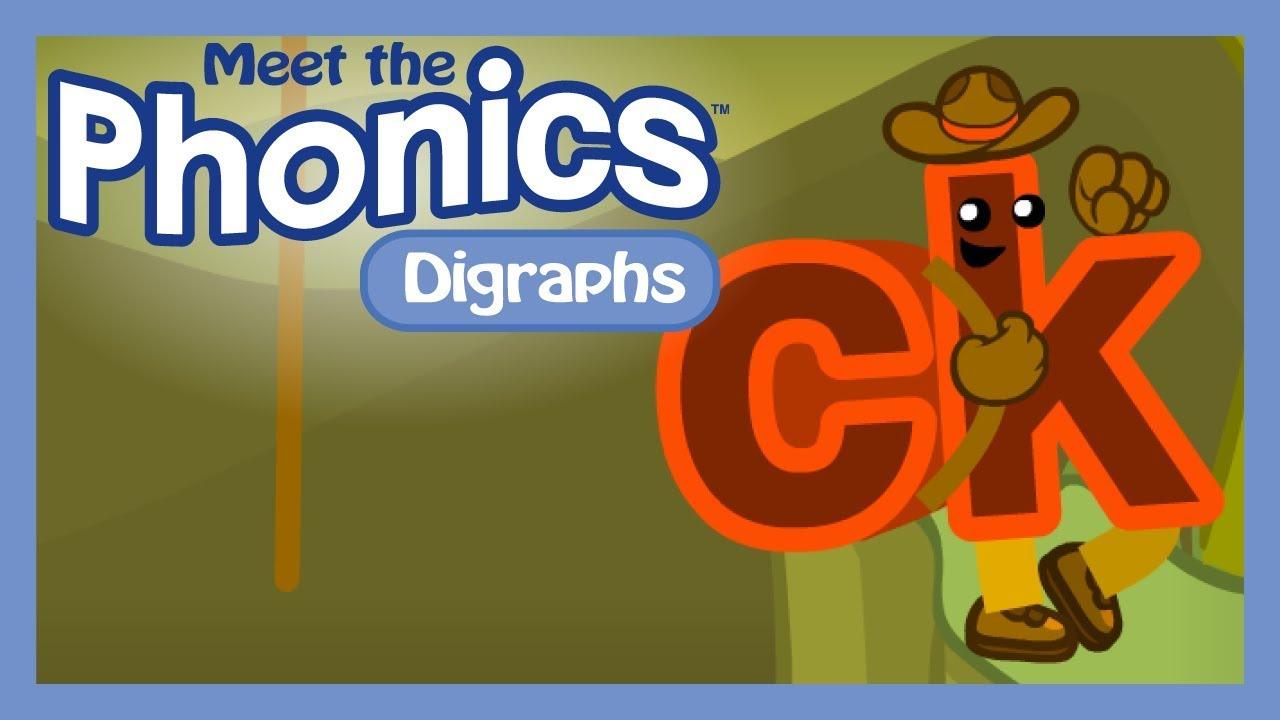 Download Meet the Phonics Digraphs - ck