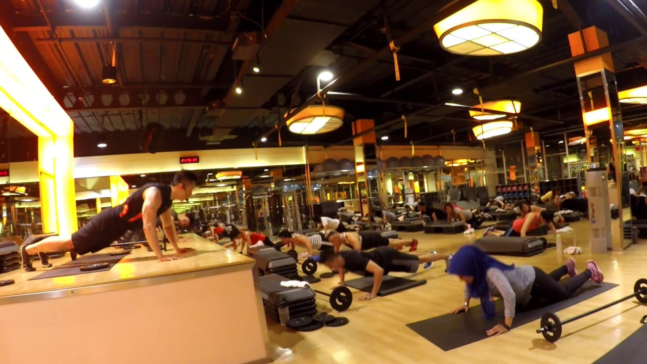 Review of Body Pump – An Aerobic Strength Training Class ...