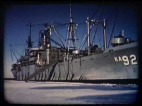Operation Deep Freeze  I (1957) -- Part 2