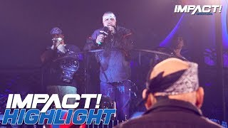The OGz Issue a Challenge to LAX: STREET FIGHT REMATCH NEXT WEEK! | IMPACT! Highlights Aug 9, 2018