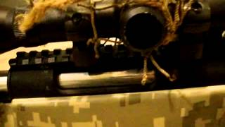 UTG Master Sniper Airsoft Gun Review