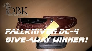 fallkiven dc 4 give away drawing a winner
