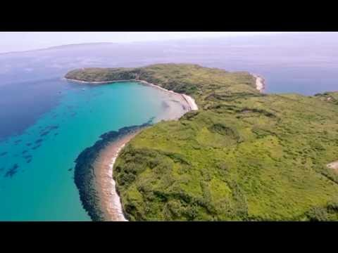 Susak | Hrvatska iz zraka | Adriatic Sea | Hrvatska | Croatia | 4K | Aerial video
