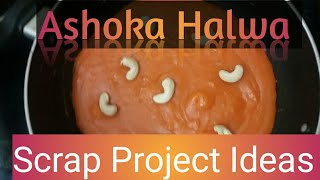 Healthy Ashoka Halwa (அசோகா அல்வா)