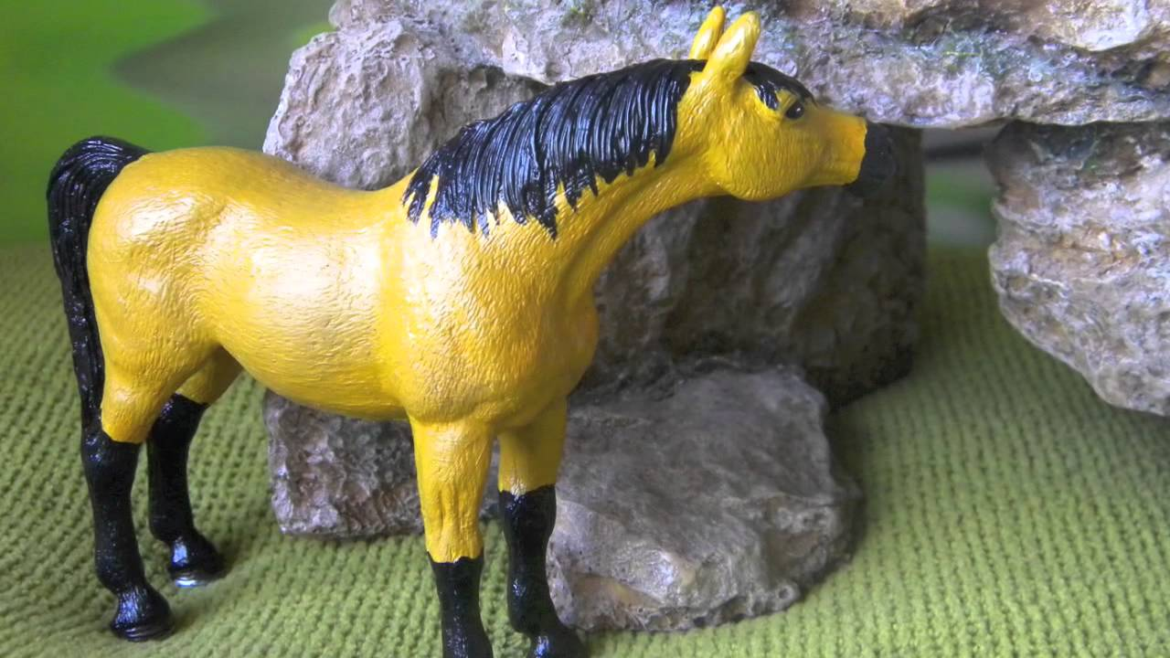 Customized Schleich Horse Into Spirit 1 Youtube