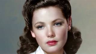 A Pictorial Tribute to Actress Gene Tierney (1920 - 1991)