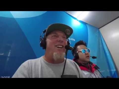 Olympic Winter Games Behind The Scenes with Brad Jay Shaun White's Gold Medal Call