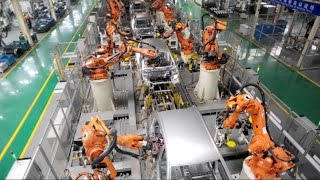 Robots could take more than 38 percent of US jobs in 15 years, report claims