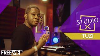 (Reekado Banks - Rora) Studio X: The Making of Rora by Tuzi|| FreeMe TV