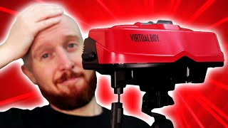 How The Virtual Boy Killed VR In The 90s