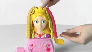 Пластилин Play Doh Волосы Рапунцель Hasbro A1056(Купить пластилин: http://www.toysfest.ru/product/55222/?ref=you Замечательная игрушка для всех девочек в возрасте от трех лет..., 2014-05-23T08:19:08.000Z)