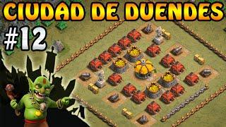 Ciudad de Duendes | Campaña de Duendes #12 | Clash of Clans