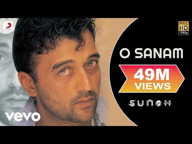 O Sanam - Sunoh | Lucky Ali | (Official Video)