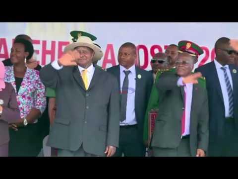 Azam TV – Ruge na Makonda wakidansi baada ya kupatanishwa