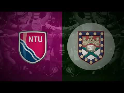 LIVE BUCS SUPER RUGBY: Nottingham Trent v Exeter 29SEP17
